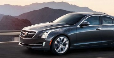 2016 Cadillac ATS Sedan Overview
