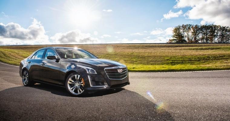 2016 Cadillac CTS Vsport Earns Spot on <em>Car and Driver's</em> 10 Best List
