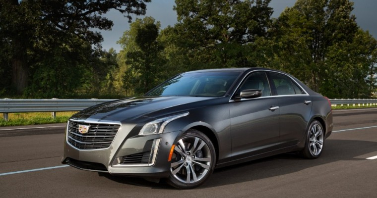2016 Cadillac CTS Overview