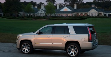 2016 Cadillac Escalade Overview