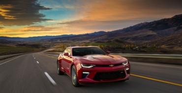 2016 Chevrolet Camaro Awarded <em>Motor Trend</em> Car of the Year