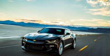 2016 Chevrolet Camaro Overview