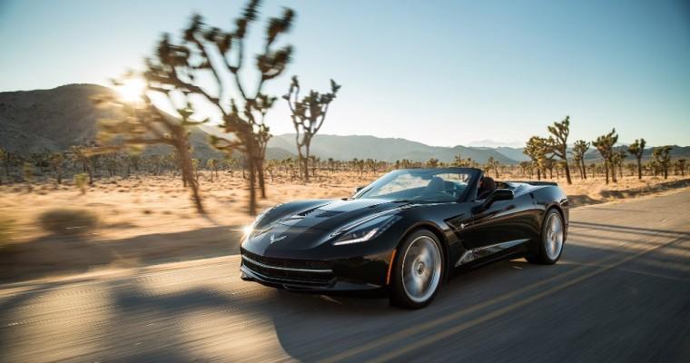 2016 Chevrolet Corvette Stingray Overview