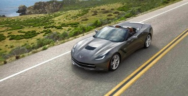 """Corvette E-Ray"" Trademark Application Hints at Electric Vette"