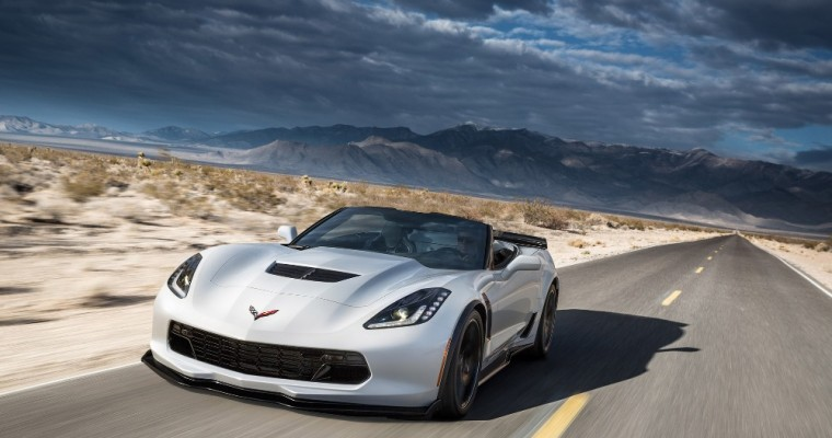 2016 Chevrolet Corvette Z06 Overview