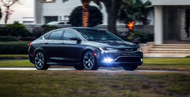 2016 Chrysler 200 Overview