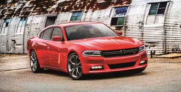 Dodge Charger Receive 2016 ALG Residual Value Award