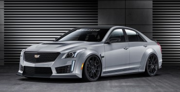 Of Course Hennessey is Making a 1,000-Horsepower 2016 Cadillac CTS-V