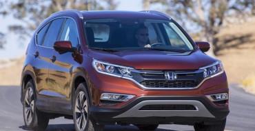 2016 Honda CR-V Overview