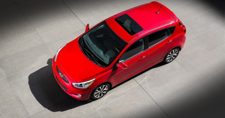 2016 Hyundai Accent Overview