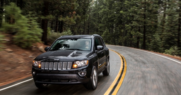 2016 Jeep Compass Overview