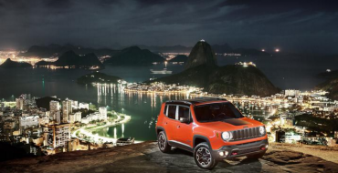 2018 Jeep Renegade Overview