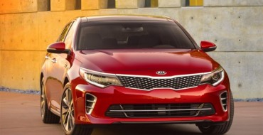 Kia Optima and Sedona Named AutoPacific's 2016 Ideal Vehicle Award Winners