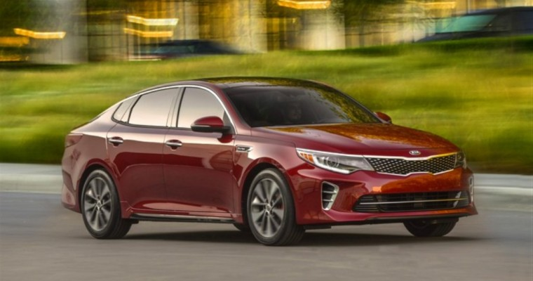 Two Kia Models Named 'Parents' Magazine and Edmunds.com's Best Family Cars of 2016
