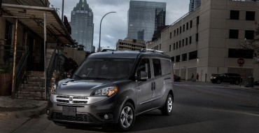 2016 Ram ProMaster City Named Commercial Green Car of the Year