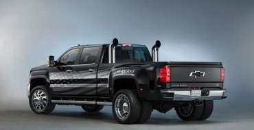 Kid Rock's Acid-Washed 2016 Chevy Silverado 3500HD Concept Debuts at SEMA