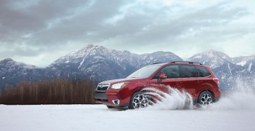 Subaru Forester, Outback, Crosstrek Lead Brand to All-Time Sales Record