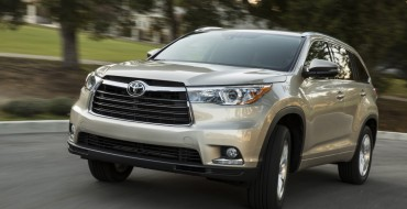Best-Ever July for Toyota SUVs and Light Trucks