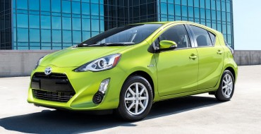 Toyota May Cut Prius <em>c</em> and Prius <em>v</em> from Lineup
