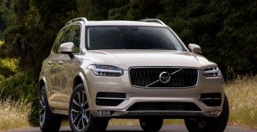 Volvo XC90 Earns <em>Motor Trend</em> SUV of the Year Award