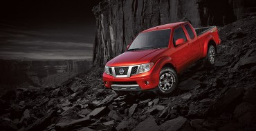2016 Nissan Frontier Overview