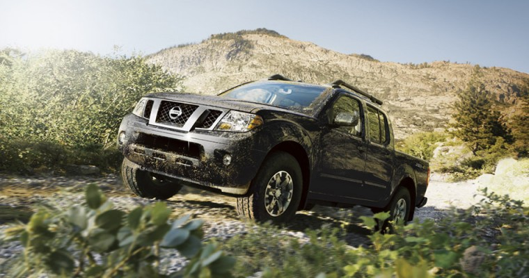 Nissan Frontier Gets A Price Tag