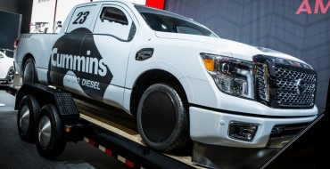 "Nissan, Cummins to Attempt Land Speed Record in 2016 TITAN XD ""Triple Nickel"""