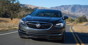 Buick Intends to Sell 2017 LaCrosse AWD on Performance Perks