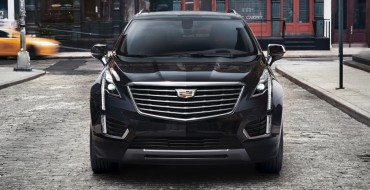 Get a Closer Look at the 2017 Cadillac XT5 with 20 New Photos