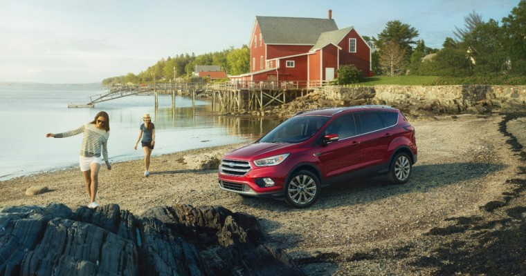 2017 Ford Escape Confirmed for Spring 2016 Launch