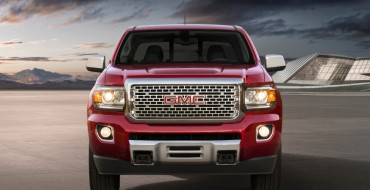 [PICTURES] 2017 Canyon Denali Officially Introduced by GMC