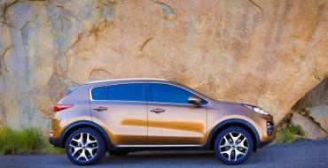 2017 Kia Sportage Debuts Sophisticated New Design at LA Auto Show
