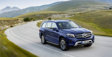 Mercedes-Benz Overall Sales Down 8.7% in April