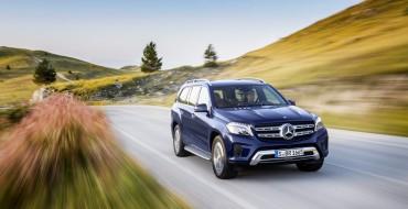 "GL-Class Becomes Mercedes GLS, Is ""S-Class Among SUVs"""
