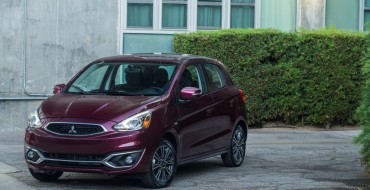 Mitsubishi Announces Pricing for 2017 Mirage