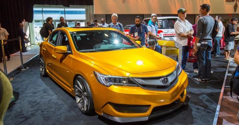 Acura Brings 2016 Acura ILX by Galpin Auto Sports to SEMA