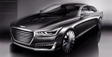 Hyundai Follows Record November Sales with Pre-Orders of Genesis G90