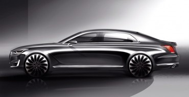 Athletic Elegance: Genesis Motors' New Design Language Unveiled with G90