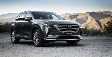 Forget the Leaks: Mazda Reveals Sweet Redesigned CX-9