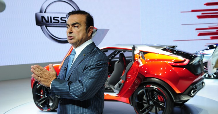 France and Nissan-Renault Continue Power Struggle