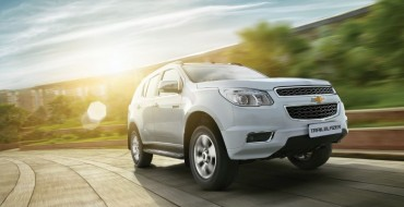 New Chevy TrailBlazer Launched in India