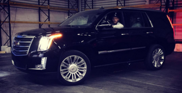 UFC Fighter Conor McGregor Shows Off His 2016 Cadillac Escalade