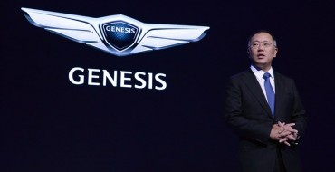 Hyundai Takes Aim at High-Class Competitors, Reveals New Genesis Elegance Brand