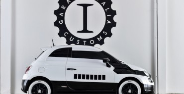 <em>Star Wars</em> Themed Fiat 500e Mesmerizes the Audience at the LA Auto Show