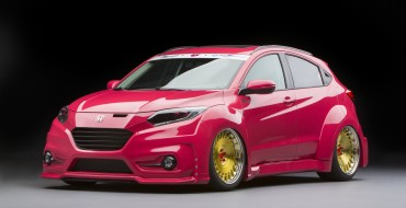 Honda Vehicles at the 2015 SEMA Show [PHOTOS]