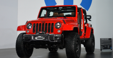 Jeep Named Most American-Made, Most Patriotic Brand in US Market