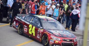 NASCAR Recap: Gordon Picks Up Win at Martinsville Speedway