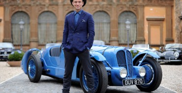 """Stunning Delahaye 135S Tourer Driven by Jude Law in """"The Gentleman's Wager II"""" Film"""