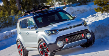 Kia Honors American Road Trips with 2015 SEMA Show Lineup