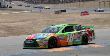 NASCAR Recap: Kyle Busch Gives Toyota Its First Sprint Cup Series Championship